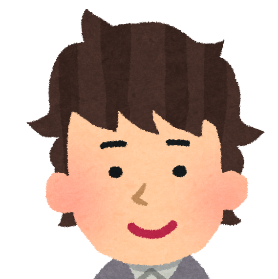 """""""男性A"""""""